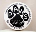 Paw Care Cream Icon